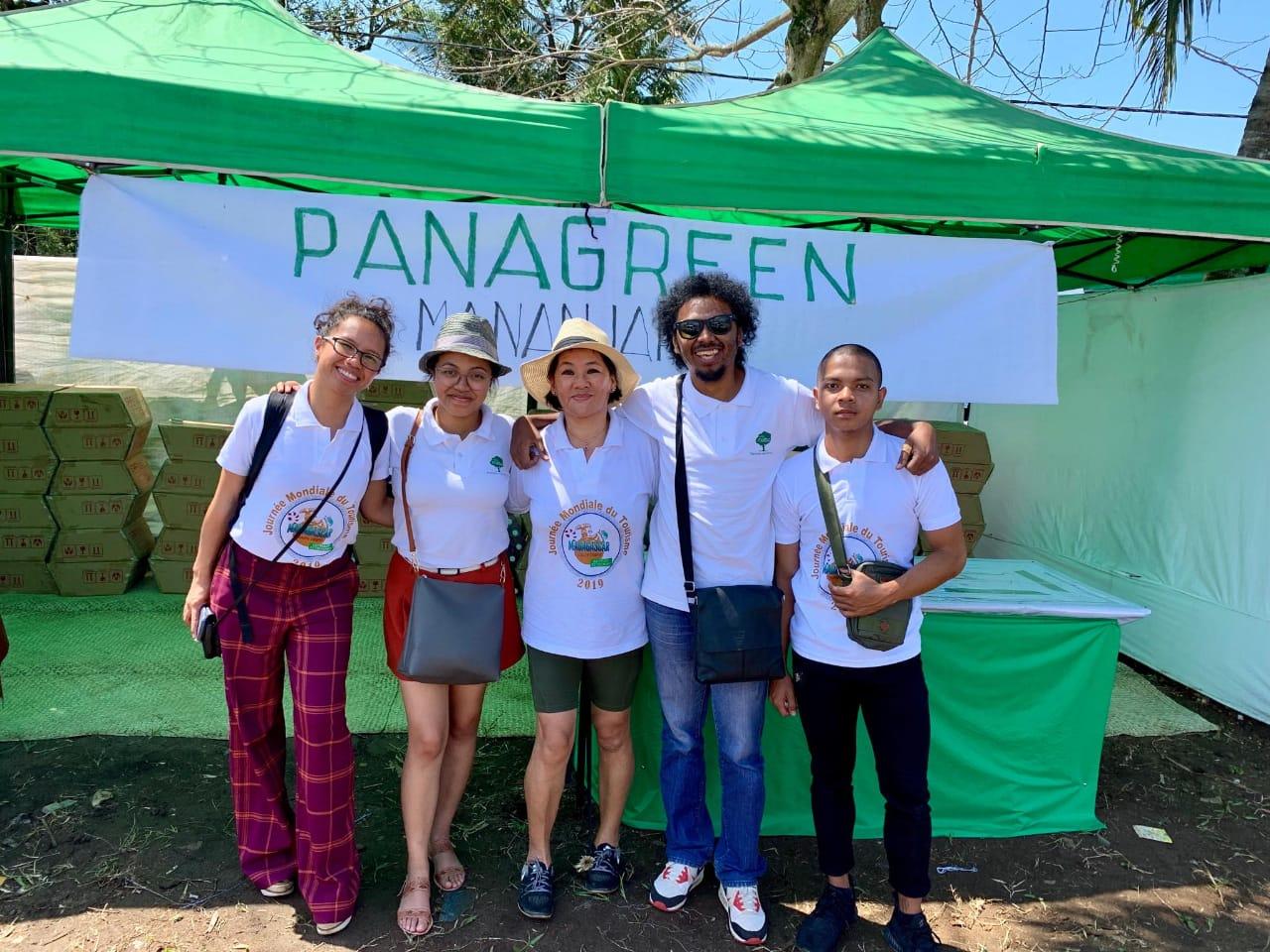 "LPIP PANA GREEN at ""Journée Mondiale du Tourisme"" in Manakara"